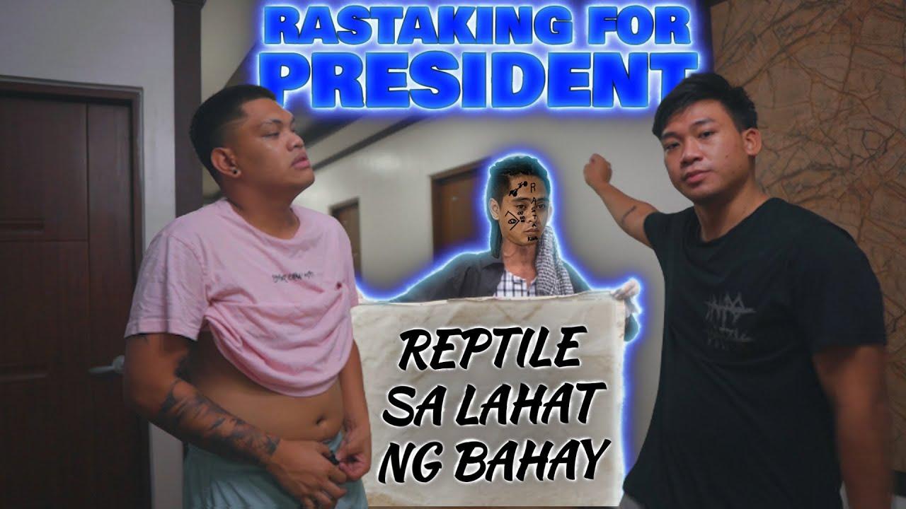 RASTA KING FOR PRESIDENT! (BruskoBros)