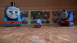 機関車トーマスで遊ビーマス!!!