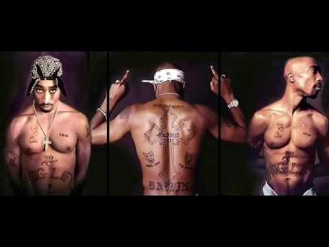 Is Tupac A Crip Or Blood Part 1