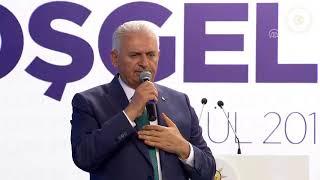 Başbakan Yıldırım, AK Parti Çorum İl Danışma Meclisi Toplantısında konuştu - 28.09.2017