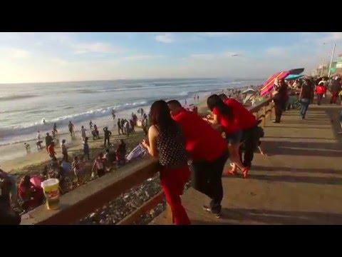 Malecón Playas de Tijuana 4k