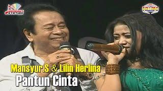 Mansyur S & Lilin Herlina - Pantun Cinta (Official Music Video)