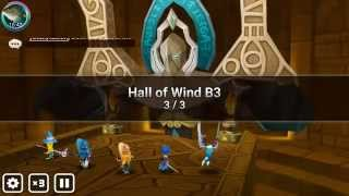 Lets Play Summoners War 34 - Hall Of Wind (Wind Samurai Rocks)