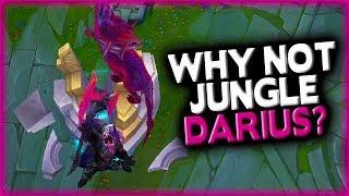 Why Not Jungle Darius? (God King Darius New Skin Spotlight)