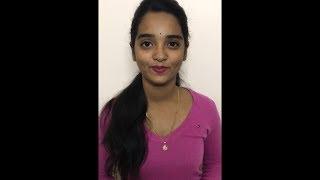 Inkem Inkem Inkem Kaavaale Insta Cover By Lakshmi Meghana | Geetha Govindam | Vijay Devarakonda