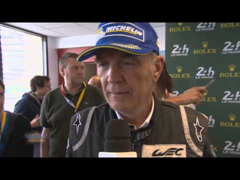 24 Hours of Le Mans - Ullrich Talks About Audi Victory
