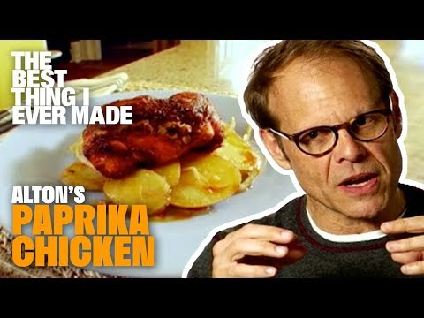 This Is Alton Brown's Favorite Chicken Recipe | Best Thing I Ever Made