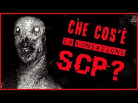 SCP 💀 ECCO TUTTA LA VERITA'  - PT 1