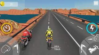 Bike Attack Race : Highway Tricky Stunt Rider Android Gameplay | FHD | screenshot 4