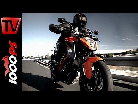 KTM 1290 SUPER DUKE R Actionvideo