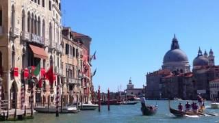 Katherine's Venice Adventure 2015