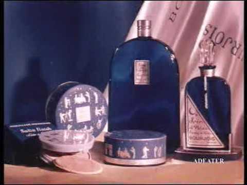 Soir De Paris Bourjois France 1958 Youtube