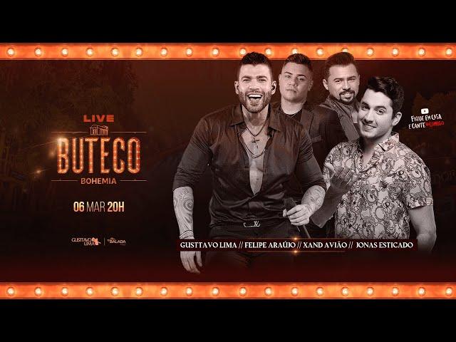 Live Gusttavo Lima - Buteco Em Casa - 06/03