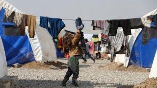أخبار عربية - الأمم المتحدة: العائلات في الموصل تكافح لتوفير الطعام