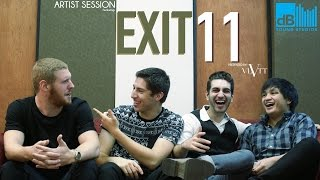 Exit 11 performs Honeydew I Cantaloupe at DB Sound Studios