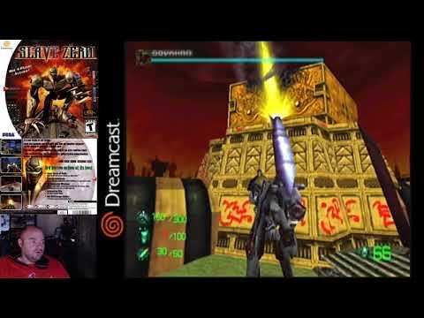 DC Slave Zero Final boss fight.