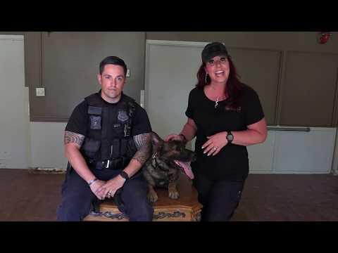 Meet Officer Jeff Burdette - Greenville, SC Police Department