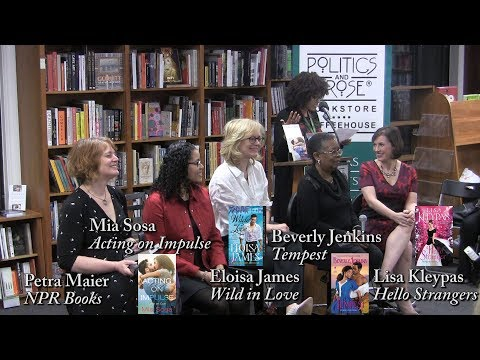 Passion and Prose: A Romance Panel vol.2