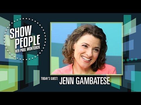 Show People with Paul Wontorek: Jenn Gambatese (SCHOOL OF ROCK, HAIRSPRAY, TARZAN, ALL SHOOK UP)