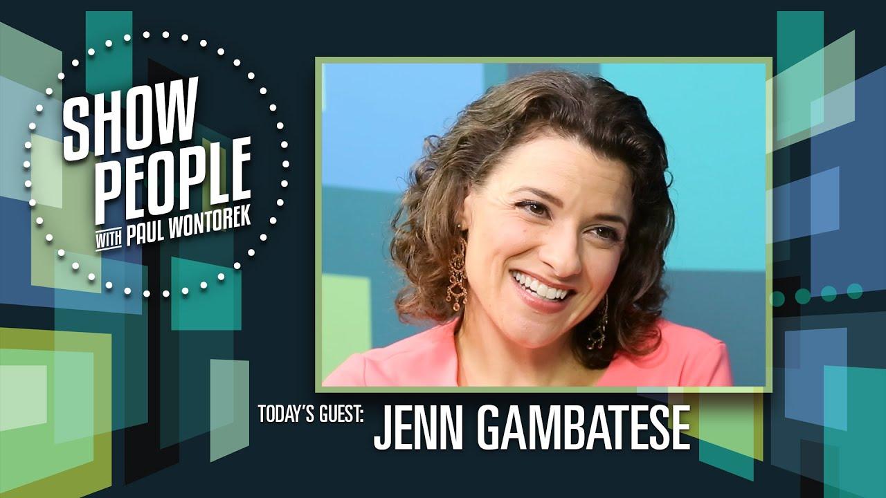 Jenn Gambatese All Shook Up