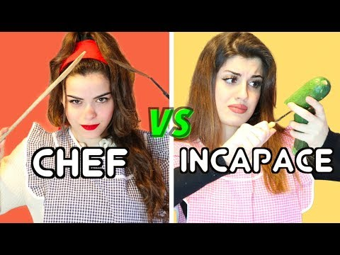 CHEF VS INCAPACE | Double C Blog