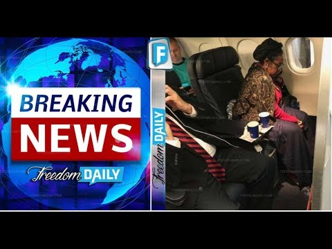 BREAKING! DEM CONGRESSWOMAN BUSTED STEALING FROM WOMAN ON FLIGHT HOME!