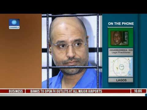 Network Africa Saif Al Islam's Trial Unfair   UN