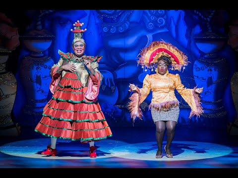 Aladdin - Hackney Empire's 20th Annual Pantomime!
