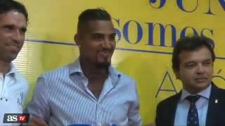 Kevin Princ Boateng i bashkohet skuadres se Las Palmas ne La Liga
