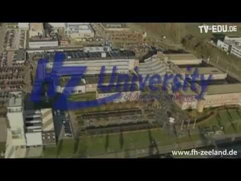 Studieren an der FH Zeeland in Holland