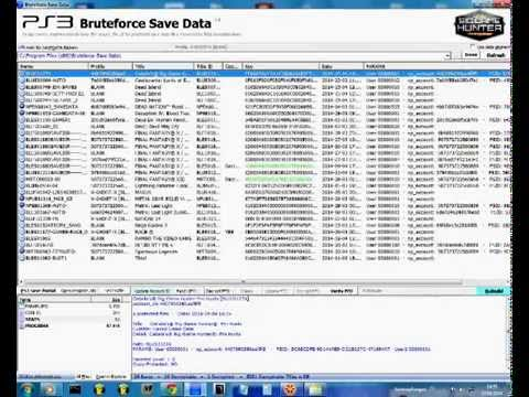 Guide The Official Bruteforce Save Data Update Thread Nextgenupdate