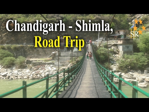 Chandigarh to Shimla Road Trip