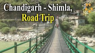 Chandigarh to Shimla Road Trip ||  #SRproductionMumbra #ZainMoulvi #SEFMAZstudio