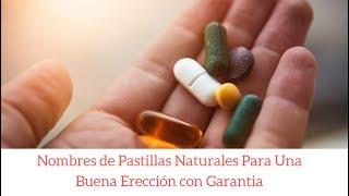 píldora de erección farmacia para