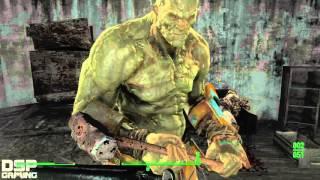 Fallout 4 playthrough pt33 - SlowCum Joe s Nasty Ghoul Surprise