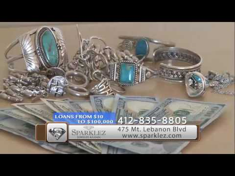 Get a Loan from Sparklez Jewelry & Loan!