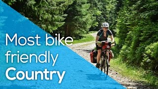 THIS COUNTRY HAS MORE BIKES THAN INHABITANTS!! - HOLLAND / NETHERLANDS / MOST BIKE-FRIENDLY COUNTRY