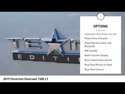 2019 Chevrolet Silverado 1500 Decatur TX 190350