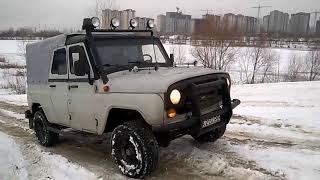 УАЗ 3153