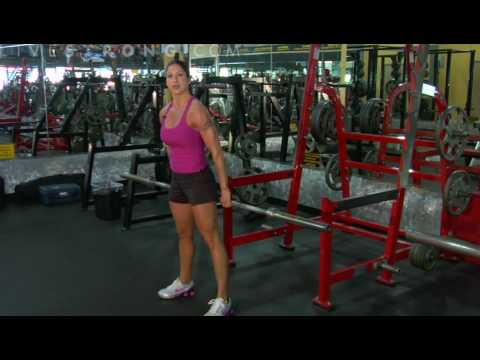How to Do Barbell Hack Squats