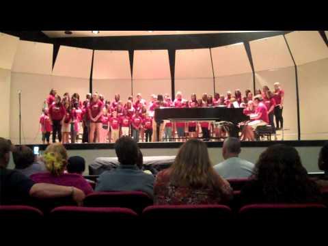 We Are The World - Haiti Version Winthrop University Chorus St-Arts Cody Waits