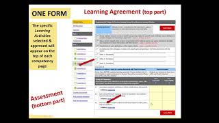 Office of Field Education: Learning Agreement Video