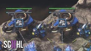 Double Battlecruiser Rush! - StarCraft 2: Solar vs Bunny