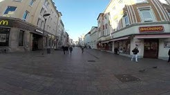 Flensburg, Downtown through the GoPro