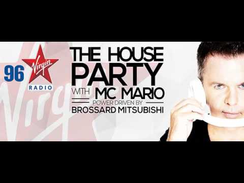 M.C Mario Megamix 90's at The House Party on Virgin Radio 96 November 7, 2015