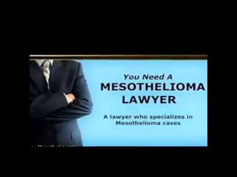 MESOTHELIOMA LAW FIRM new 2016 youtube