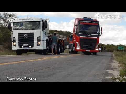 2° Encontro de caminhão em Malhada de Pedra - BA.