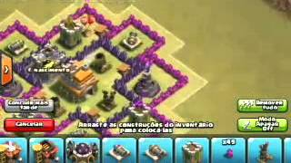 Layout CV6(TH6) War Base