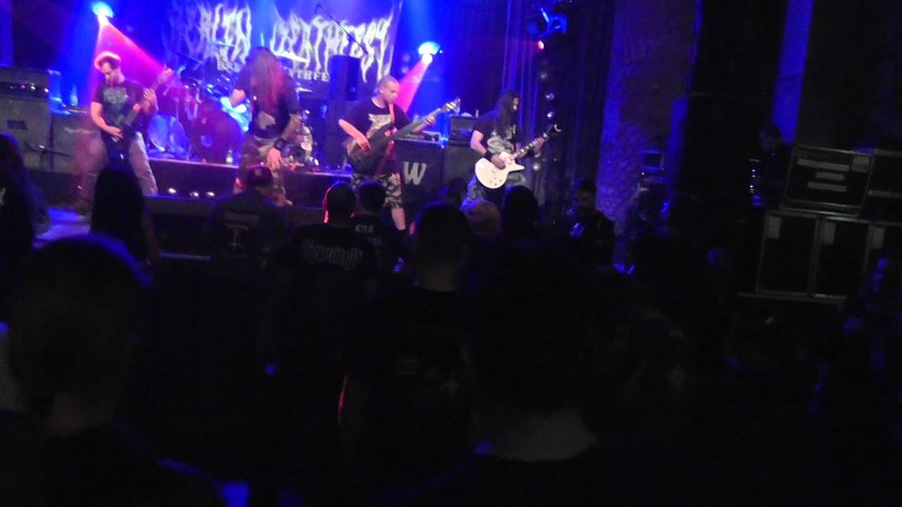 Unbirth 1 live @ Berlin Deathfest 2014, HOF 23 - YouTube