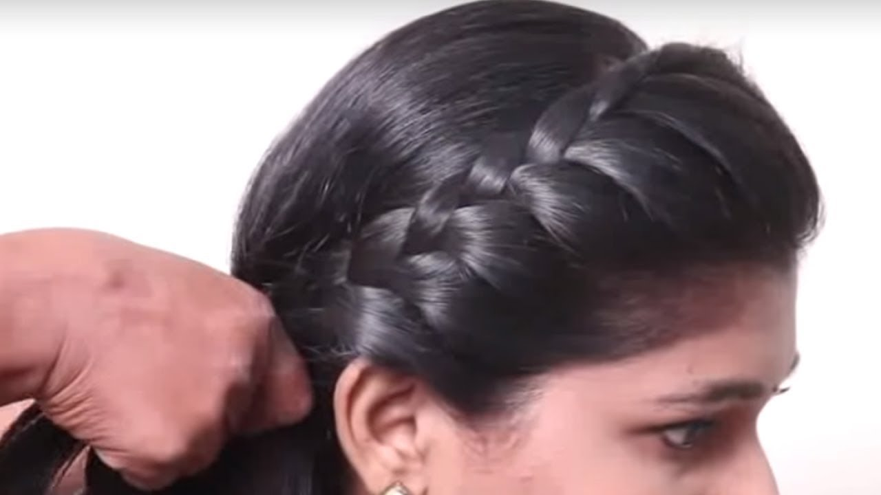 Different French Braid Hairstyles For Short Hair Hairstyles For